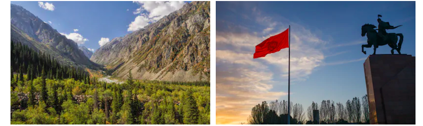Kyrgyzstan: The Land of Nomads - Escape Travels
